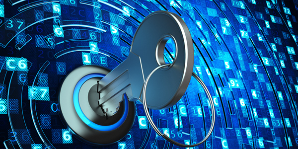 Protecting your personal data with the proper security.