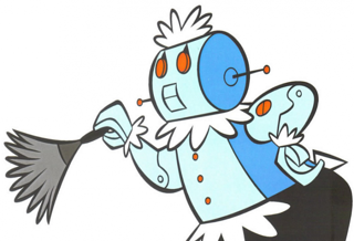 Rosie the Robot is the future technology we hoped for.