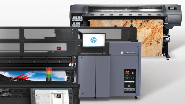 HP Latex Series