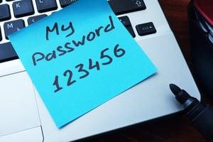 Password-Management-Security