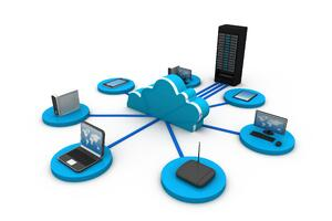 Cloud-based phone solutions with voip