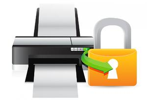 Locking down your office printer is critical to network security.