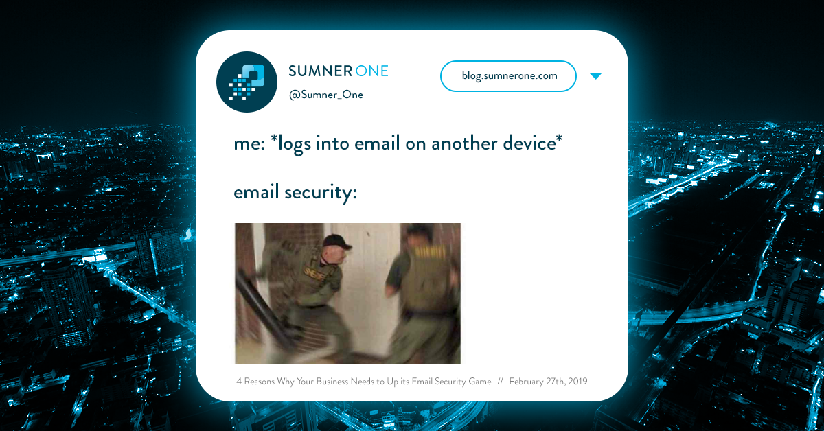 Email-Security-Update